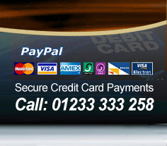 Credit Card Payments 0208 303 3192