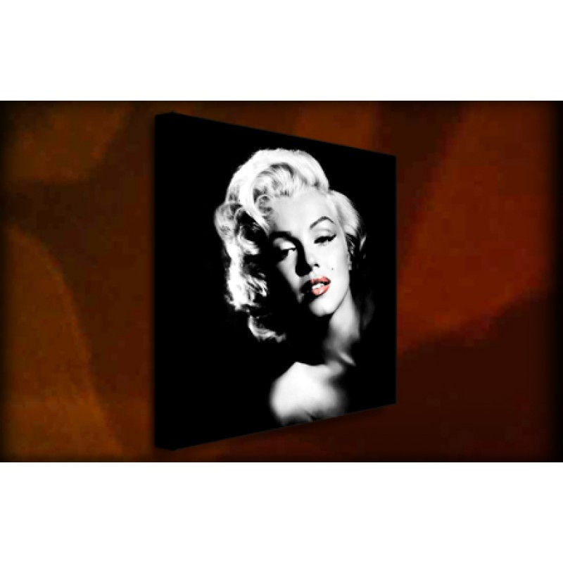 Marilyn Monroe Canvas Prints and Canvas Printing