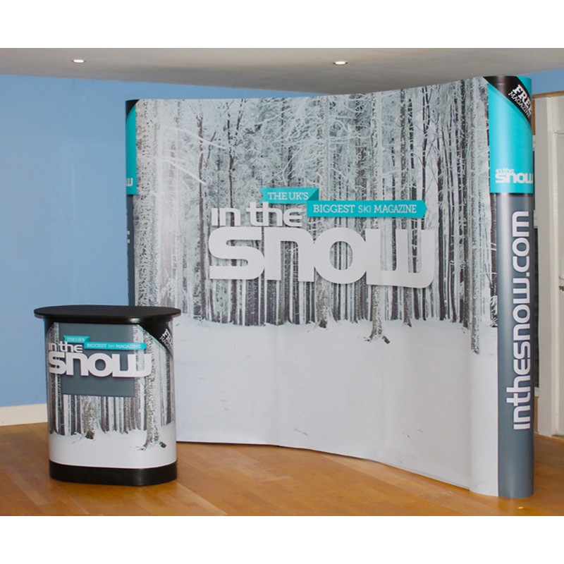Exhibition Stand Pop Up : Popup display stand pop up stand exhibition popup stand