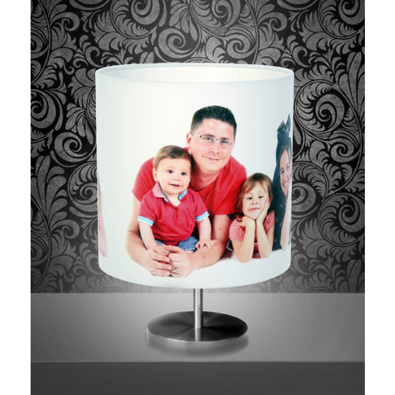 Your photo lampshade photos on lamp shades personalised lampshades more views printed photo lampshades aloadofball Image collections
