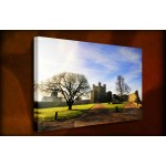 Castle - 38mm Deep Framed Canvas Print
