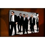 Reservoir Dogs - 38mm Deep Framed Canvas Print