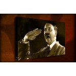 Adolf Hitler - 38mm Deep Framed Canvas Print