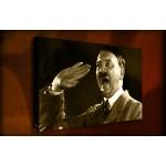 Adolf Hitler - 38mm Deep Framed Canvas Print