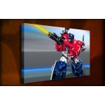 Transformer - 38mm Deep Framed Canvas Print