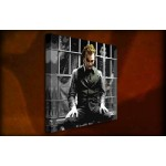 The Joker - 38mm Deep Framed Canvas Print