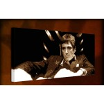 Scarface II - 38mm Deep Framed Canvas Print