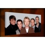 Boyzone - 38mm Deep Framed Canvas Print