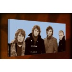 Take That - 38mm Deep Framed Canvas Print