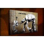 I am your Father - 38mm Deep Framed Canvas Print