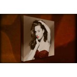 Angelina Jolie - 38mm Deep Framed Canvas Print