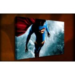 Superman Returns - 38mm Deep Framed Canvas Print