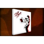Dirty Dancing - 38mm Deep Framed Canvas Print