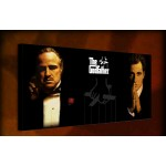 The Godfather - 38mm Deep Framed Canvas Print