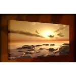 Auburn Twilight - 38mm Deep Framed Canvas Print