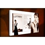 Audrey Hepburn - 38mm Deep Framed Canvas Print