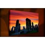 Stonehenge - 38mm Deep Framed Canvas Print