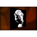 Marilyn Monroe - 38mm Deep Framed Canvas Print
