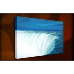 The Niagara Falls - 38mm Deep Framed Canvas Print