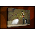 Electric - 38mm Deep Framed Canvas Print