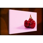 Red Cherries - 38mm Deep Framed Canvas Print