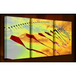 Kites - 3 Multi-Panel Canvas Set