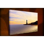 Lighthouse - 38mm Deep Framed Canvas Print