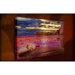 Kingsgate Castle - 38mm Deep Framed Canvas Print