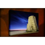 Kent Cliff Errosion - 38mm Deep Framed Canvas Print