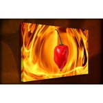 Hot Hot Hot - 38mm Deep Framed Canvas Print
